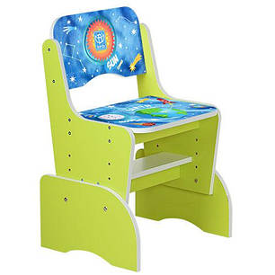 Детская парта со стулом Bambi B 2071-23, фото 2