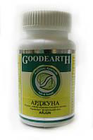 Арджуна / Arjun, 60 капc. - сердечное кровообращение, стенокардия, гипертония, атеросклероз