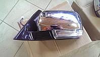 Рестайлинговые боковые зеркала на Mitsubishi Pajero Wagon 4