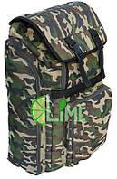 Рюкзак камуфлированный, объемом 40L, фото 1