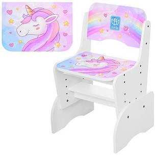 Детская парта со стулом Bambi B 2071-42-1, фото 2