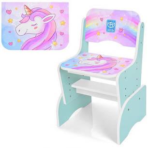 Детская парта со стулом Bambi B 2071-42-2, фото 2