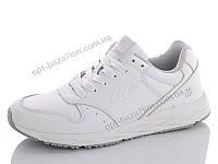 Кроссовки женские Restime PWO18790 white (36-41) - купить оптом на 7км в одессе