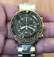 Seiko Flightmaster Chronograph 200m SNA414P1, фото 1