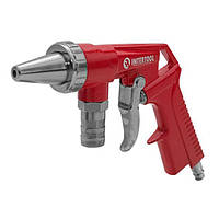 Пистолет пескоструйный пневматический со шлангом Intertool PT-0706