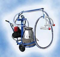 Домашний доильный аппарат для коров Березка-1 (стаканы из нержавеющей стали)