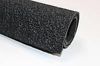 Резина каучуковая подметочная Пуре т. 2,5 мм черный