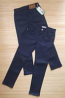 Школьные брюки для мальчиков от 5до 8 лет. Синие. Турция. Оптом (pier12345)