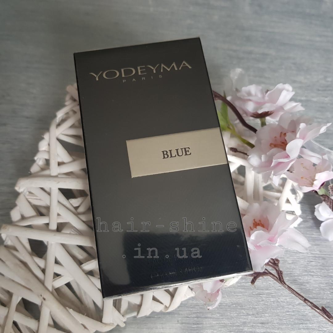 Мужская туалетная вода Yodeyma Blue 100ml аналог Bleu Chanel