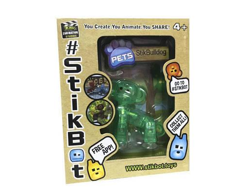 Фигурка для анимационного творчества Stikbot S2 pets в ассортименте