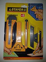 Набір ножів STAYER