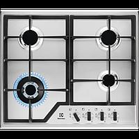 Газовая варочная поверхность Electrolux GPE 363 MX