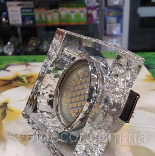 Точечный светильник Spark ctc 2607 квадрат
