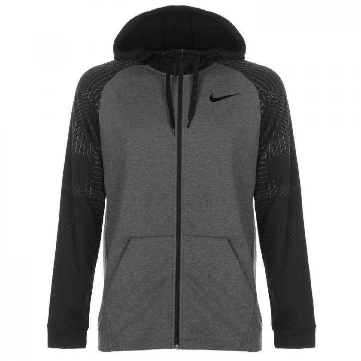b78f90f4 Толстовка Nike GFX Dry Black - Оригинал — в Категории
