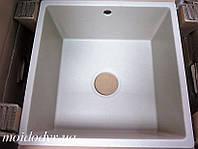 Мойка кухонная гранитная Evistone Cuve P-440 champagne, фото 1