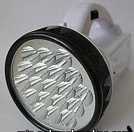 Переносной аккумуляторный фонарь 222
