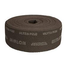 Скотч-брайт в рулоне MIRKA Mirlon (Мирлон) 115мм x 10м UF 1500 (серый)
