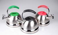 Вместительный и практичный газовый чайник с индукцией, Ronner TW42, фото 1
