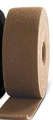 Скотч-брайт в рулоне MIRKA Mirlon (Мирлон) 115мм x 10м MF 2000 коричневый