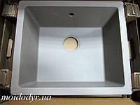 Мойка кухонная гранитная врезная Evistone Modena D-100, фото 1