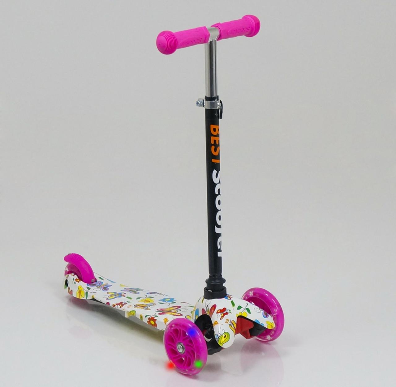 Детский Самокат 1296 Вest Scooter