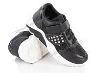 Кроссовки детские Clibee-Apawwa RL1717 black (30-35) - купить оптом на 7км в одессе