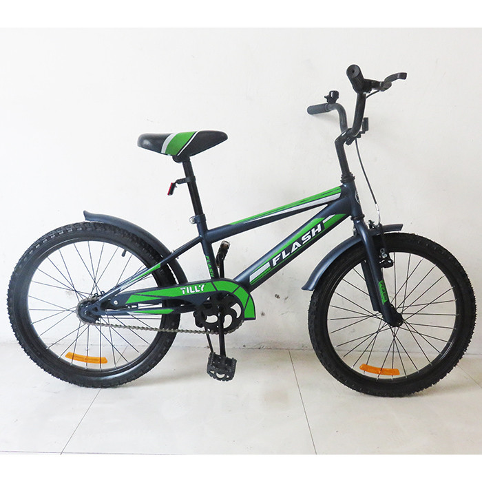 """Детский Велосипед TILLY FLASH 20 T-22044 Blue /1/"""""""