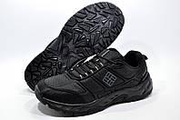 abf8d1fd9f49 Зимние мужские кроссовки в стиле Columbia Waterproof Firecamp II, Чёрные