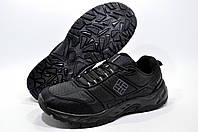 ab127701 Зимние мужские кроссовки в стиле Columbia Waterproof Firecamp II, Чёрные