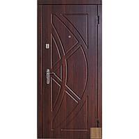 Бронированная дверь Zimen  Z-07 Золотой дуб 850x2030 правая