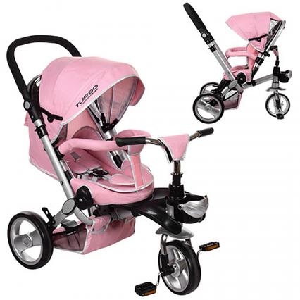 Детский трёхколёсный велосипед M AL3645-10