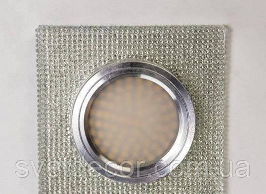 Встраиваемый, точечный светильник Vega 7011 s
