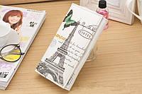 Кошелек женский с рисунком Eiffel Tower, фото 1