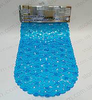 Не скользящий силиконовый коврик для ванной комнаты Helfer 59-255-004