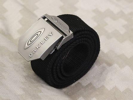 Тактический брючной ремень Oakley с пряжкой tactical black (Oakley), фото 2