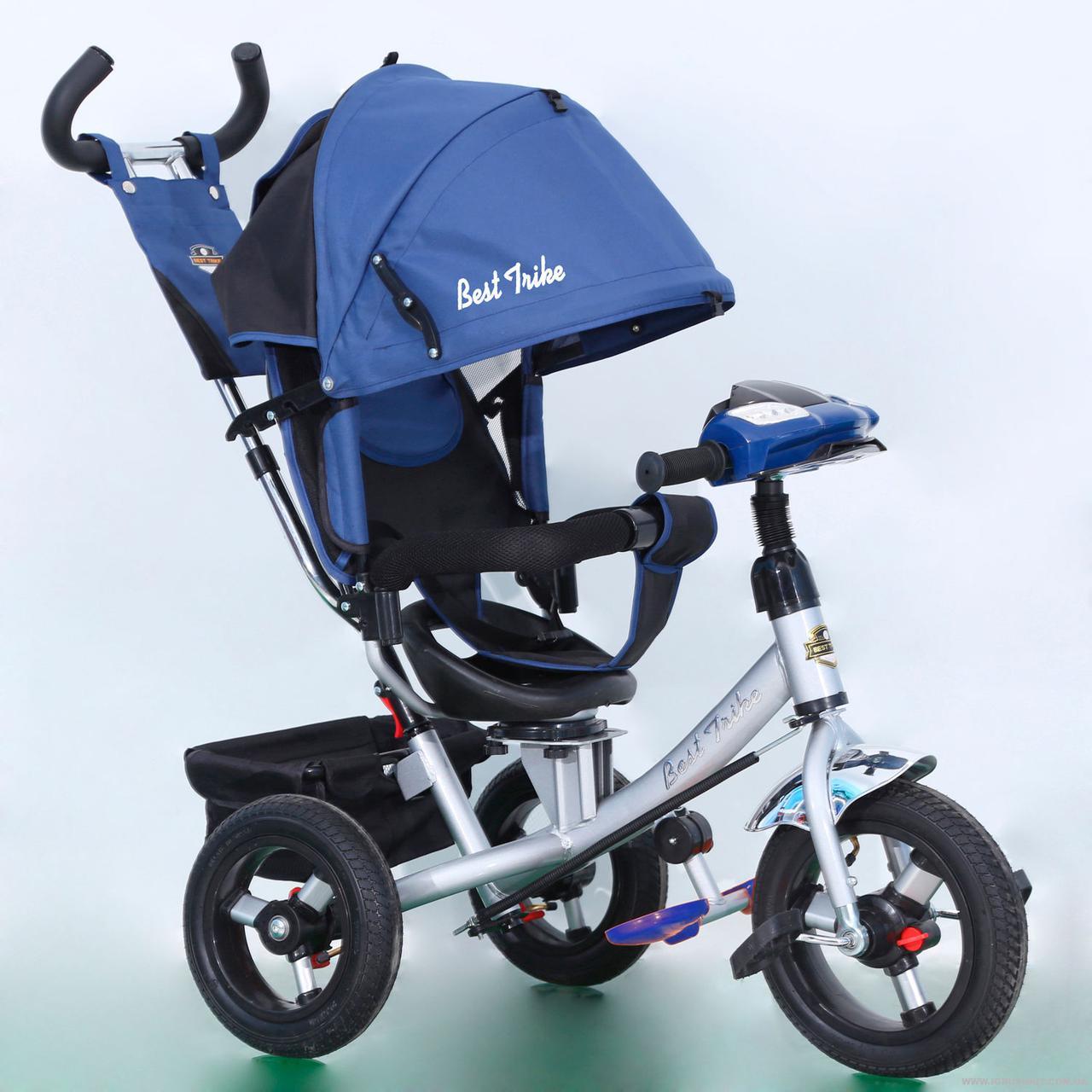 Детский трёхколёсный велосипед 7700 В - 5230