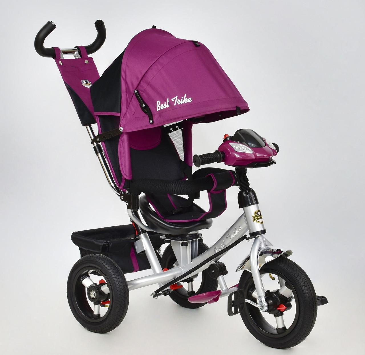 Детский трёхколёсный велосипед 7700 В - 6560