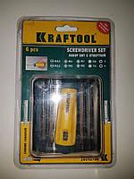 Набор отвертка и биты KRAFTOOL 26141-H6
