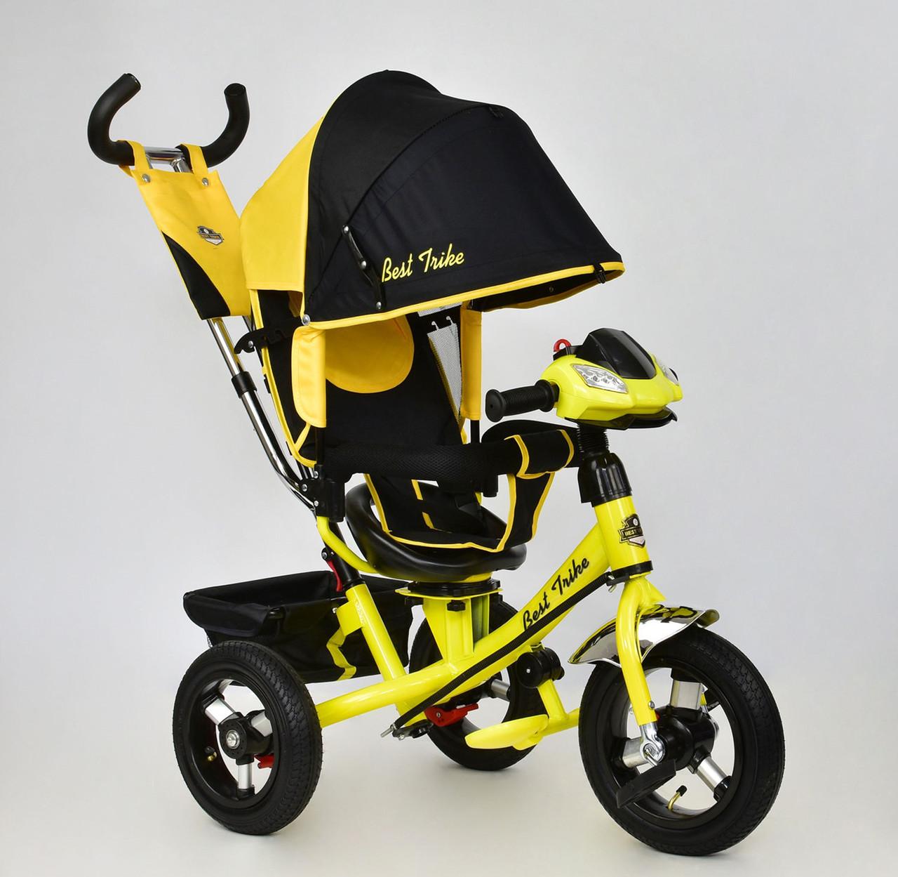 Детский трёхколёсный велосипед 7700 В - 6120 Best Trike