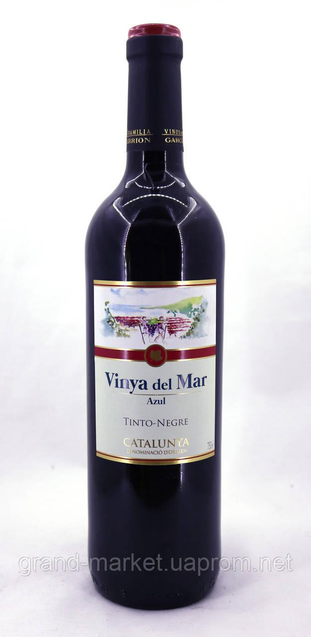Вино Vinya Del Mar Tinto, 0.75 l