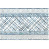 Коврик для ванной комнаты Assorti Декомарин 65х100 см синий