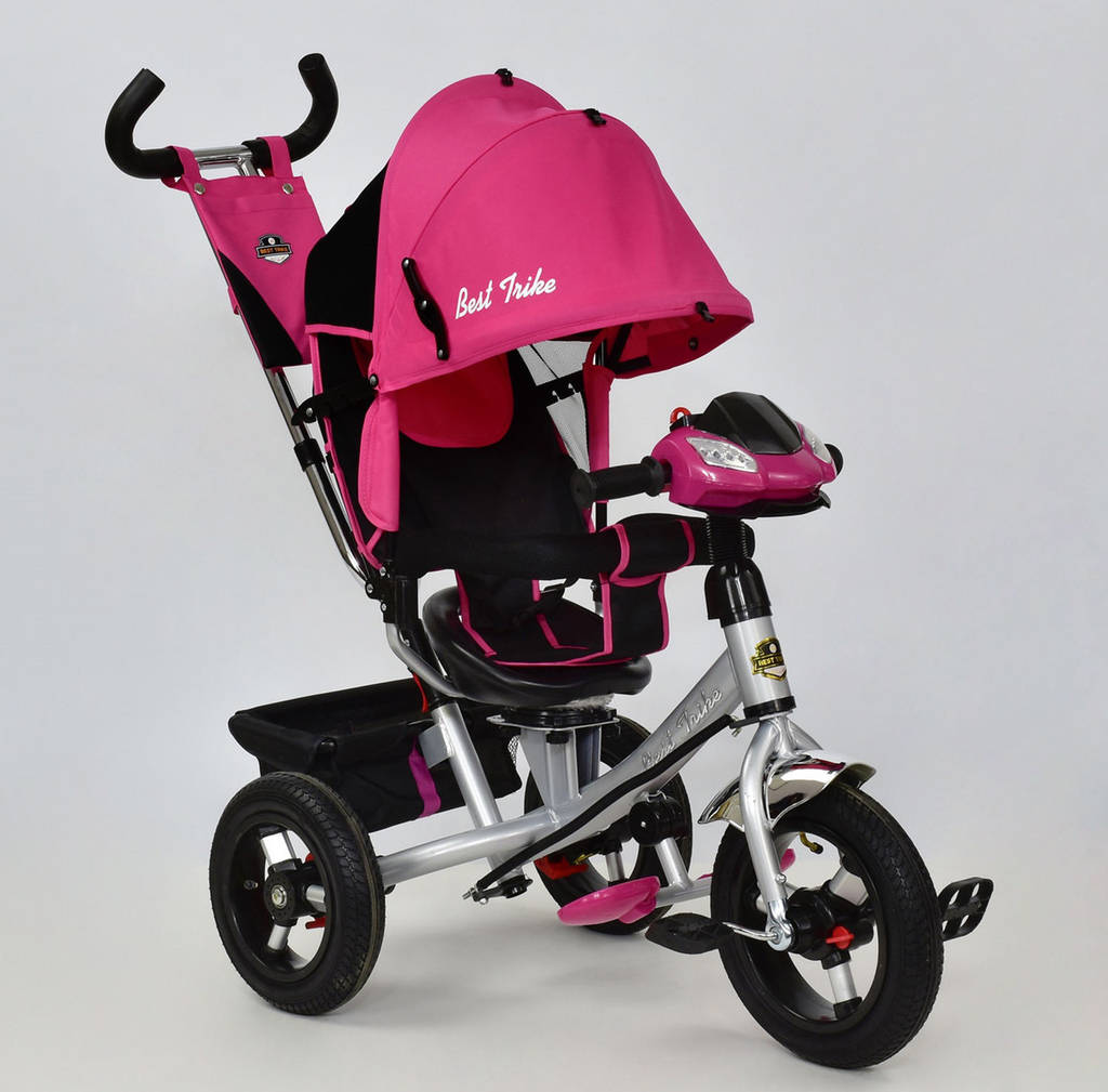 Детский трёхколёсный велосипед 7700 В - 6780