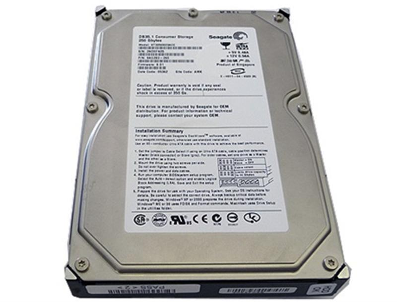 "Жесткий диск (HDD) 3.5"" 40Gb Seagate (ST340815AS)(7200RPM/8M/SATA II)"