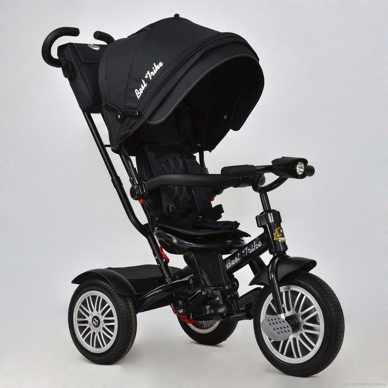 Детский трехколесный велосипед 6188 В - 8560