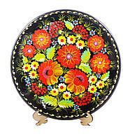 Цветы М-3 Гранд Презент Тарелка Д250
