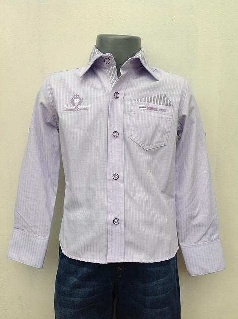 Рубашка детская для мальчиков 110,116,122,128 роста