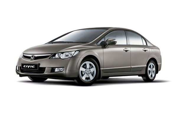Передняя дверь правая Honda Civic 4D (06-11) седан (FPS) 67010SNAJ00ZZ