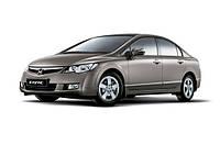 Дверь задняя правая Honda Civic 4D (06-11) седан (FPS) 67510SNAU00ZZ