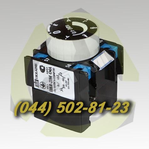 Приставка контактная ПВЛ-2104
