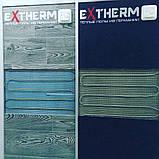 Двужильный нагревательный мат для пола EXTHERM  ЕТ ЕСО 100-180, фото 3
